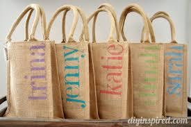 diy bachelorette party favor bags