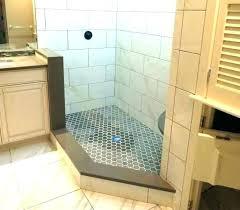 installing shower doors on tile installing a shower installing a shower pan replace shower pan replacement