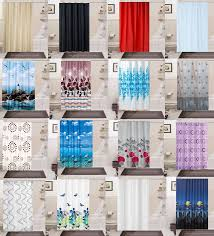 great fabric shower curtains with extra wide shower curtain and long w240 x l200cm for bathroom decor ideas
