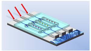 Lab On A Chip Integrated Optical Devices For Lab On A Chip Biosensing Applications