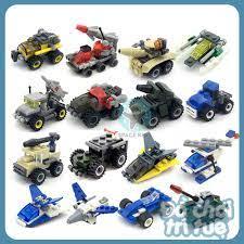 Đồ chơi Lego city giá rẻ xếp hình lắp ghép ô tô cảnh sát, cứu hỏa, xe đua  từ 22 đến 29 chi tiết cho bé chính hãng 18,000đ