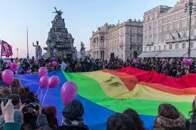 Rezultat iskanja slik za gay pride trieste