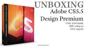 What Is In Adobe Creative Suite 5 5 Design Premium Adobe Cs5 5 Design Premium Non Academic Unboxing