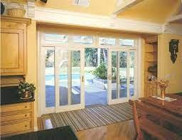 the best option for sliding glass door
