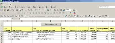 База данных Банк кредитный отдел выдачи и погашения  дипломная работа по програмированию