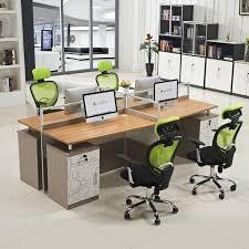 office workstation desk. low price eco friendly modern 4 person office computer wooden workstation desk buy desk4 e