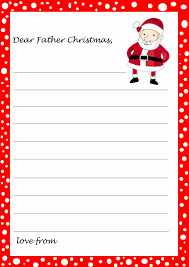Free Letter From Santa Word Template 034 Christmas Newsletter Templates Free Printable Unique