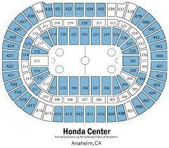 Anaheim Ducks Tickets Honda Center