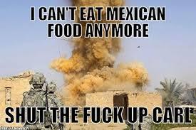 SHUT UP CARL on Pinterest | Shut Up, Military Memes and Meme via Relatably.com