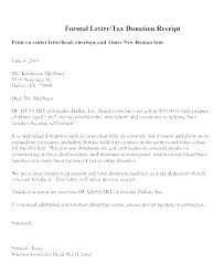 Gift Certificate Letter Template Non Profit Donation Letter Template Metabots Co