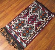 oriental vintage kilim 29 x50 4 turkish rug antique