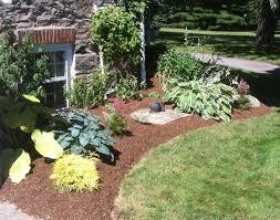 low maintenance garden bed