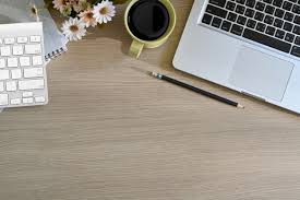 Top office table cup Background Demo 24 Freepik Top Office Wood Table With Cup Of Coffee Notebook Pencil Laptop