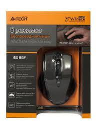 <b>Мышь</b> V-Track <b>G10</b>-<b>810F a4tech</b> 6674961 в интернет-магазине ...