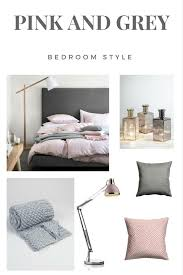 Pink And Grey Bedroom Dusty Pink And Grey Bedroom Style Mummy And Monkeys