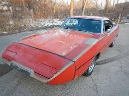 1969 Dodge Daytona Charger   Nickey Peformance