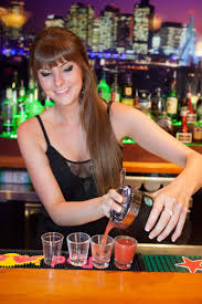 Winner Gina Ouellette of The Rookie Bartender Competition... www ...