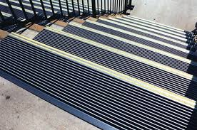 perfect non slip stair treads house exterior and interior in outdoor plans 7