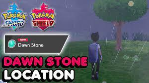 Dawn Stone Location In Pokemon Sword & Shield (Early Game) - YouTube
