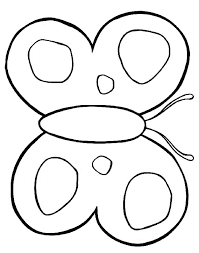 butterfly coloring pages for toddlers. Contemporary For Butterfly Coloring Pages For Toddlers Preschool Kindergarten Easy  Preschoolers Pres With Butterfly Coloring Pages For Toddlers