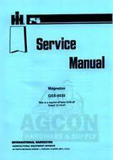 dixie magneto farmall magneto service manual f12 f14 f20 f30 f 12 f 14 f