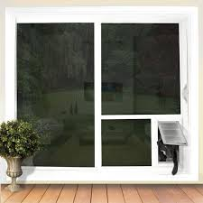 patio door dog door insert pet door guys in the glass for sliding