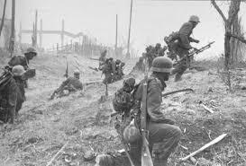 Resultado de imagen de generales alemanes en el frente ruso