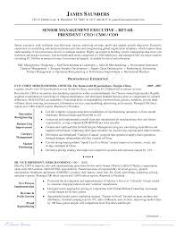 Retail Executive Resume Example Contributed For Business