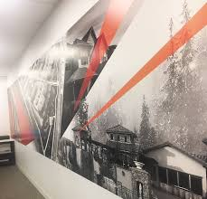 office wall murals. Office Wall Mural. Reinforce Murals