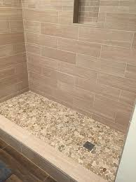 master bathroom shower tile. Best 25 Shower Floor Ideas On Pinterest Master Pebble Pertaining To Stylish Property Bathroom Tile Designs