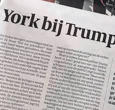 Newspaper Fonts Capitolium 2 In Use In De Volkskrant Typetogether