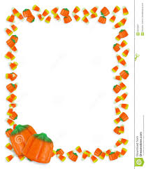 halloween candy clipart border. Exellent Clipart Download Halloween Border Candy Corn Stock Illustration  Of  Sweets Confection 6533687 Intended Clipart E