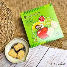 Bánh ăn dặm hữu cơ cho bé 7 tháng với nhiều vị - Bio Junior tại Đắk Lắk