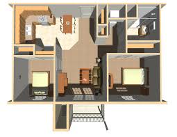 Two Bedroom Apartments Near Me Apartment Medium Size Floor Plan - Two bedroom apartments for rent