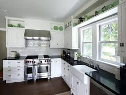 nice kitchen cabinet countertop color combinations