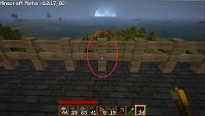 minecraft fence post recipe. Torches Attachable To Fences Minecraft Fence Post Recipe R