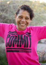 Denise Hickman, COMMIT Ambassador and Creative Team Member, AZ – GAINS FIT  RETREAT
