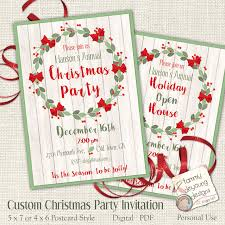 christmas open house flyer 16 open house flyer designs examples psd ai