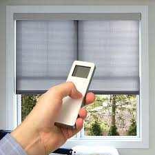 remote control velux window blinds motorized options custom and shades to go convenience remote control window blinds