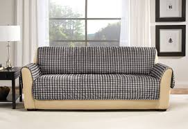 charming sofa cover for pets with sure fit deluxe pet cover