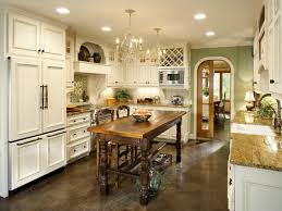 country kitchen ideas white cabinets. Kitchen, Small Rustic Kitchen Ideas Brown Tile Backsplash White Cabinets Simple Design Soft Blue Wall Country