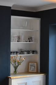 Deep Greens and Blues are the Colours I Choose. Alcove CupboardsAlcove ...