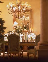 how high should chandelier hang over dining table tables
