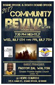 church revival flyers past event flyers