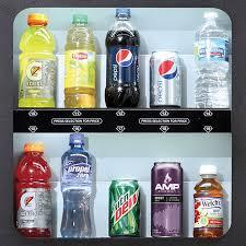 Water Bottle Vending Machine Enchanting New Soda Vending Machines Soda Vending Machine For Sale
