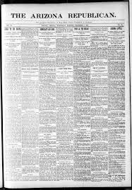 The Arizona republican, 1891-12-09 - Arizona Republican - Arizona Memory  Project