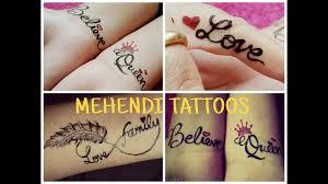 Stylish Tattoo Mehndi Designs Easily Temporary Tattoo Mehndi 2018 Mehndi Designs