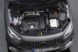The amg dna can be seen clearly on the black engine grille with vertical slats. 2021 Mercedes Amg Gla 45 Review Trims Specs Price New Interior Features Exterior Design And Specifications Carbuzz