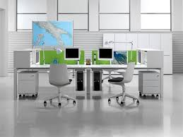 cool modern office decor. Affordable Beauteous Modern Desk Office Decorating Design Of Best With Trendy Decor. Cool Decor
