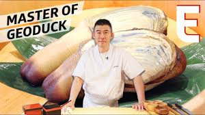 Geoduck Clam: The Giant Edible Clam